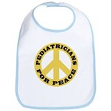 Pediatricians For Peace Bib