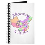 Maonan China Map Journal