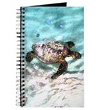 Swimming Sea Turtle Journal