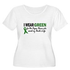 I Wear Green 2 (Uncle's Life) T-Shirt