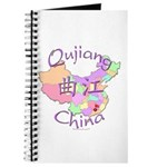 Qujiang China Map Journal