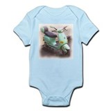 Scooter Fun Infant Bodysuit