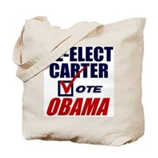 Re-elect Carter Tote Bag