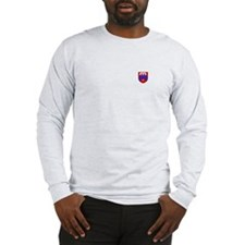 Lee Wyatt COA Long Sleeve T-Shirt