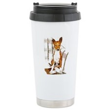 Quiet Moments Ceramic Travel Mug