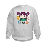 School Girl Sweatshirt