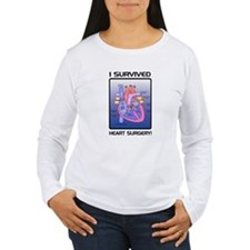 I Survived Heart Surgery! 2 T-Shirt