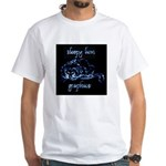 Fantasy and Natural History White T-Shirt