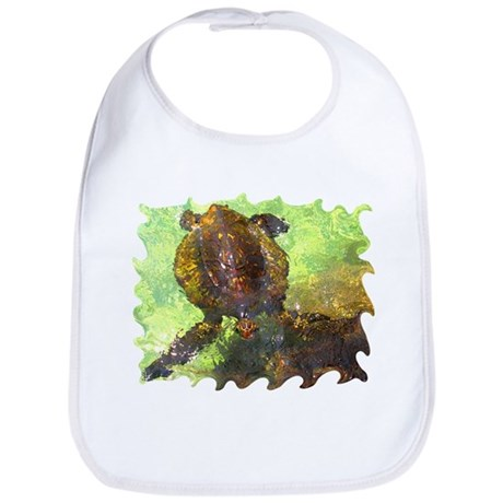 Turtle, Surfacing Bib