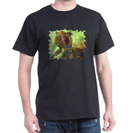 Turtle, Surfacing Dark T-Shirt