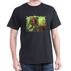 Turtle, Surfacing Dark T-Shirt