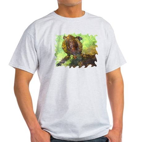 Turtle, Surfacing Light T-Shirt