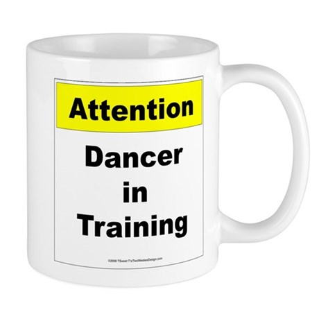 Dancer In Training Mug