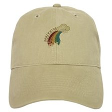 Somewhere Over The Rainbow Baseball Cap