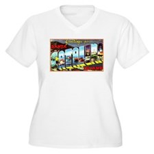 Catalina Island California Greetings T-Shirt