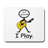 BusyBodies Acoustic Guitar Mousepad