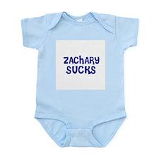 Zachary Sucks Infant Creeper