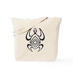 Turtle Symmetry Tote Bag