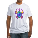 Turtle Symmetry Color Shirt