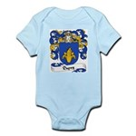 Dupuy Family Crest Infant Creeper