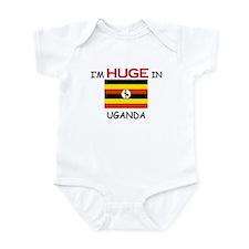 I'd HUGE In UGANDA Infant Bodysuit