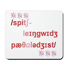 SLP Phonetic Mousepad