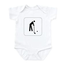 Golf Icon Infant Creeper