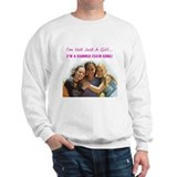 Funny Saddle Sweatshirt