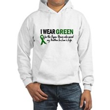 I Wear Green 2 (Brother-In-Law's Life) Hoodie