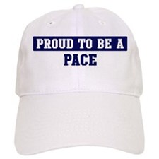Proud to be Pace Baseball Cap