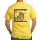 Sales 101 with Tony T-Shirt (yellow)