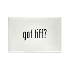 got tiff? Rectangle Magnet (10 pack)