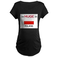 I'd HUGE In POLAND T-Shirt