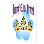 Mommy's Little Princess Postcards (Package of 8)