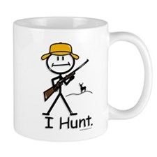 BusyBodies Deer Hunter (Rifle) Small Mugs