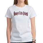 Mommy's Little Princess Women's T-Shirt