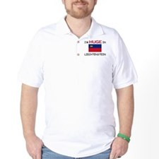I'd HUGE In LIECHTENSTEIN T-Shirt