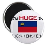 I'd HUGE In LIECHTENSTEIN Magnet