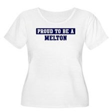 Proud to be Melton T-Shirt