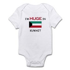I'd HUGE In KUWAIT Infant Bodysuit