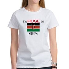 I'd HUGE In KENYA Tee