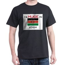 I'd HUGE In KENYA T-Shirt