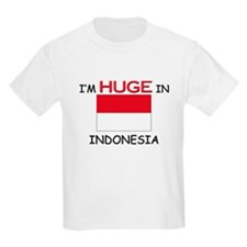 I'd HUGE In INDONESIA T-Shirt