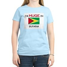 I'd HUGE In GUYANA T-Shirt
