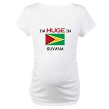 I'd HUGE In GUYANA Shirt