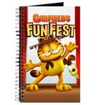Garfield's Fun Fest Journal