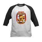 Garfield's Fun Fest Kids Baseball Jersey