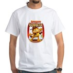 Garfield's Fun Fest White T-Shirt