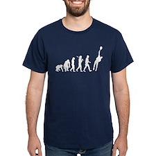 Evolution of Tennis T-Shirt