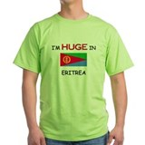 I'd HUGE In ERITREA T-Shirt